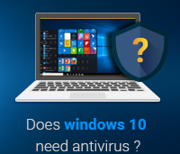 Does windows 10 antivirus