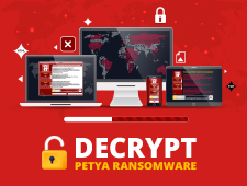 what is petya ransomware