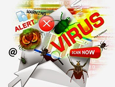 What is Email Virus