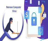 Remove compuetr virus