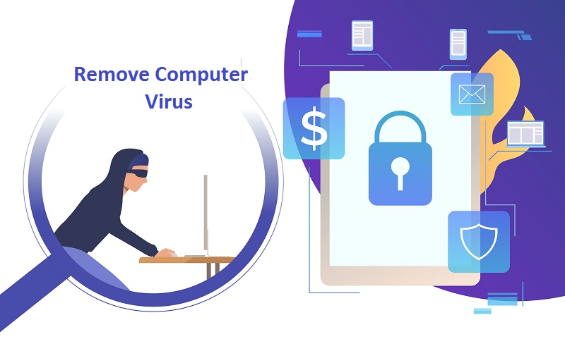 Remove Virus off computer""