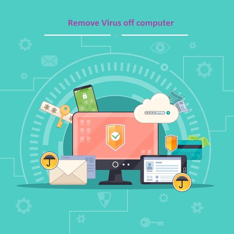 Remove Computer Virus