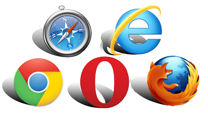 Fix Web Browser