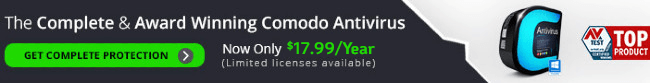 Download Comodo Antivirus Software