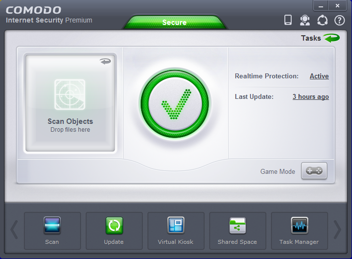 Introducing comodo internet security 8 with more features.