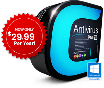 Antivirus for Windows 10