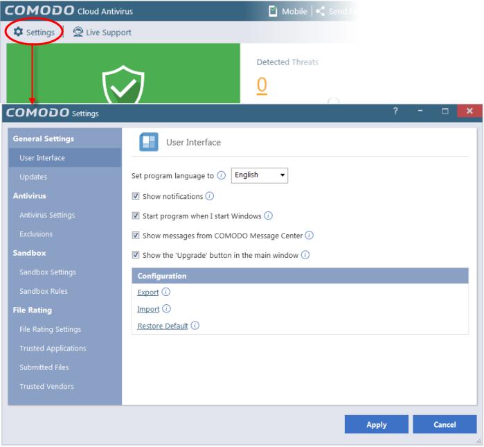 antivirus for xp sp2