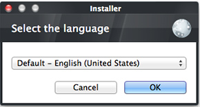 language interface