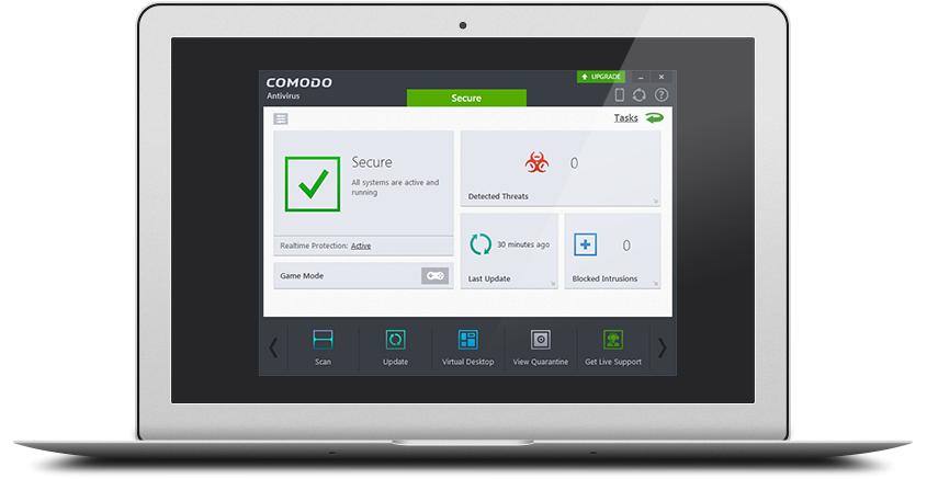 Comodo antivirus 7 first looks review 2014 pcmag uk.