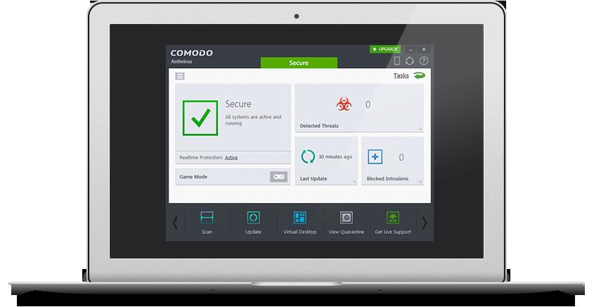 Comodo Free Antivirus Download Virus Protection And